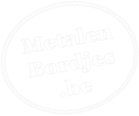 Metalen Bordjes Logo